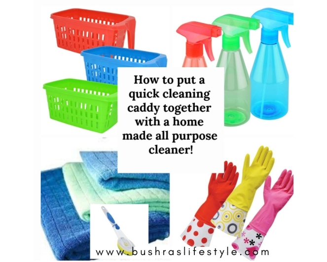 home made cleaner